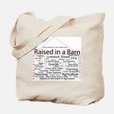Cute Agriculture Tote Bag