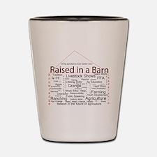Cute Farming Shot Glass