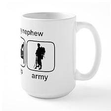 Eat Sleep Army - Support Nphw Mug