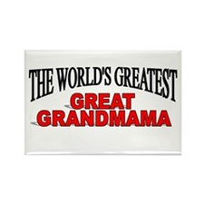 """The World's Greatest Great Grandmama"" Rectangle M"