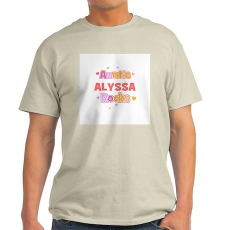 Alyssa Light T-Shirt
