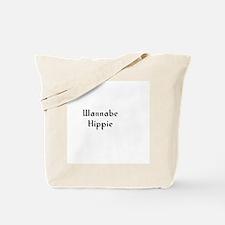 Wannabe Hippie Tote Bag
