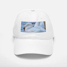 Beautiful Swans Baseball Baseball Cap