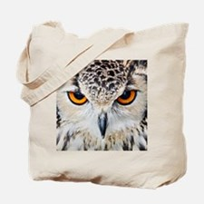 Owl Head Tote Bag
