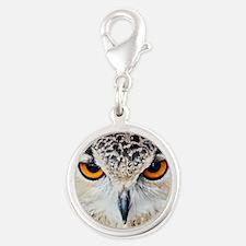 Owl Head Charms