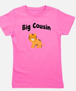 Big Cousin Tiger T-Shirt