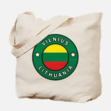 Cool Proud to be lithuanian Tote Bag