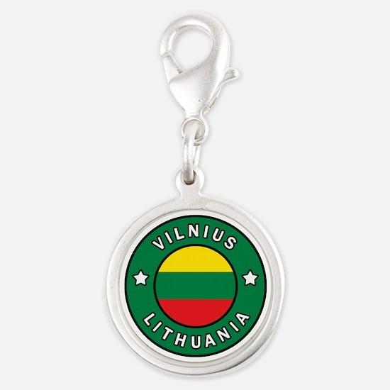 Vilnius Lithuania Charms