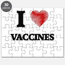 I love Vaccines Puzzle