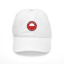 Warsaw Poland Baseball Baseball Cap