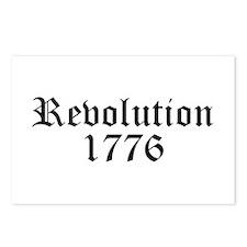 Revolution Postcards (Package of 8)