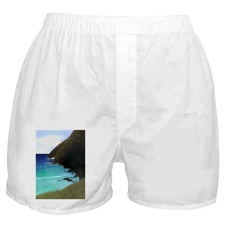 """A Distant Connection"" Boxer Shorts"