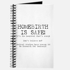 Homebirth is Safe Journal