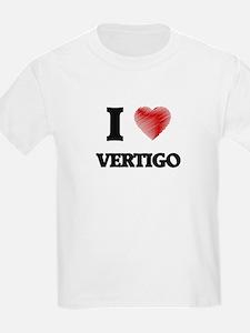 I love Vertigo T-Shirt