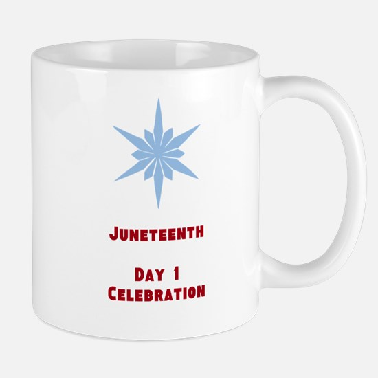 11 Oz Ceramic Juneteenth Day 1 Mug Mugs