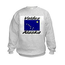 Valdez Alaska Sweatshirt