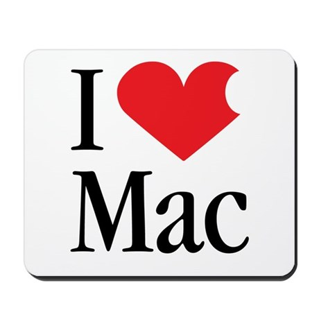 how to clean mac mouse pad