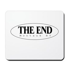 The End Mousepad