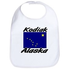 Kodiak Alaska Bib