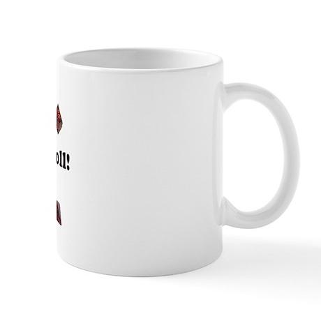 That's the Way I roll D&D Mug