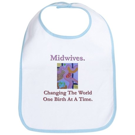 Midwives Change the World Bib