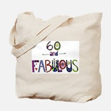 Cute 60th birthday in dog years Tote Bag