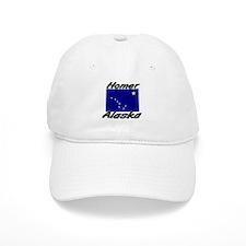 Homer Alaska Baseball Cap