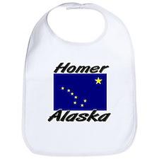 Homer Alaska Bib
