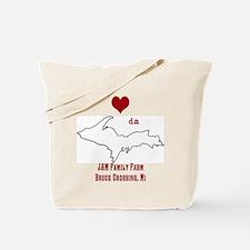 Yooper Love Tote Bag