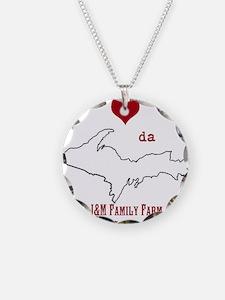 Yooper Love Necklace