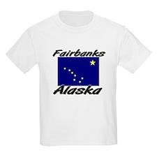 Fairbanks Alaska T-Shirt