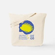 Funny Camino de santiago Tote Bag