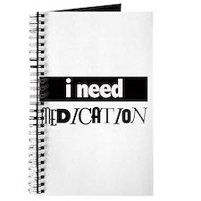 I need medication Journal