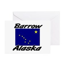 Barrow Alaska Greeting Cards (Pk of 10)