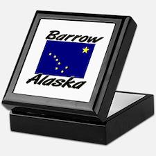 Barrow Alaska Keepsake Box