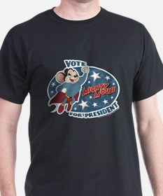Vote For Mighty Mouse! T-Shirt