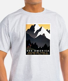 See America Before We Turn It Over T T-Shirt