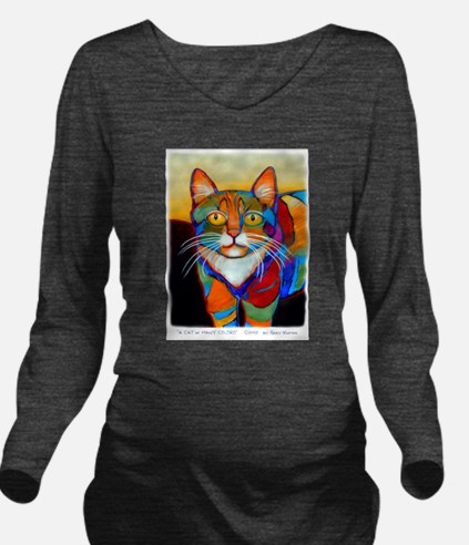 Cat-of-Many-Colors T-Shirt
