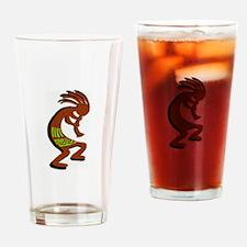 KOKOPELLI Drinking Glass