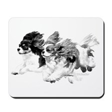 Lilly/Rosie Pencil Mousepad