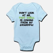 That Smell Is Coming From Grandpa Body Suit
