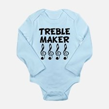 Treble Maker Body Suit