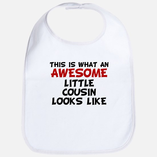 Awesome Little Cousin Bib