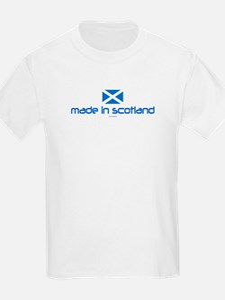Made in Scotland... Kids T-Shirt