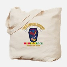 179th ASH Co - VN War SVC Ribbons Tote Bag