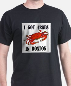 BOSTON CRABS T-Shirt