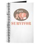 I Fight Breast Cancer Survivor Journal