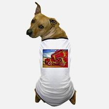 Bat out of Hadees Dog T-Shirt