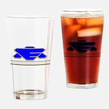 Command Staff Drinking Glass