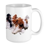 Dogs Large Mugs (15 oz)